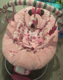 Disney baby bouncer