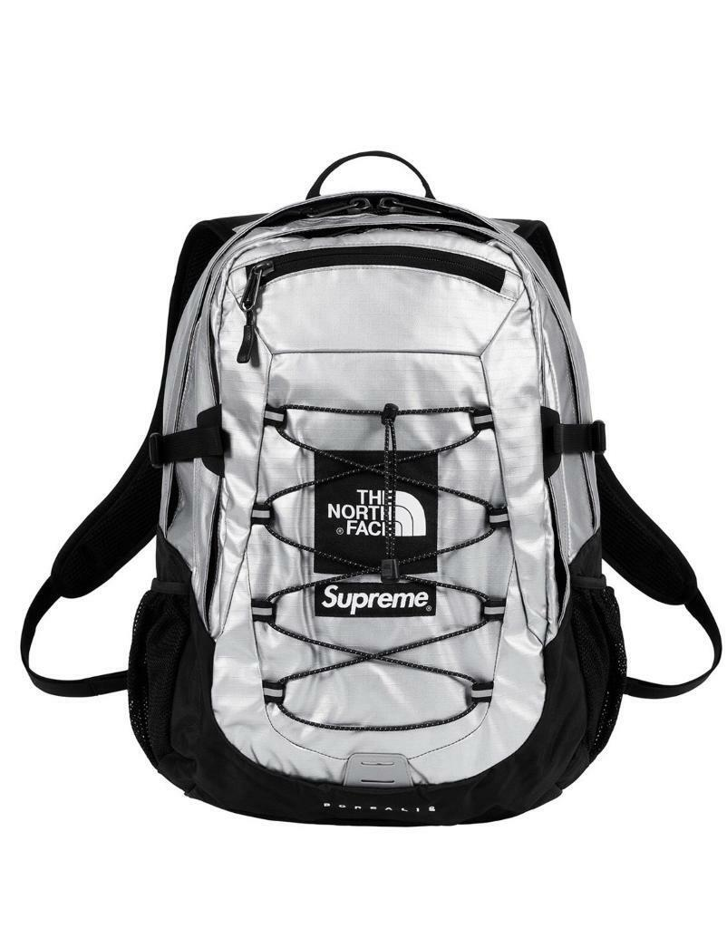 75c9a4efb Supreme / The North Face TNF Metallic Silver Borealis Backpack CONFIRMED |  in Littleover, Derbyshire | Gumtree