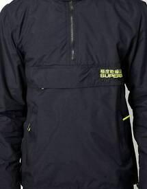 Mens superdry polar jacket