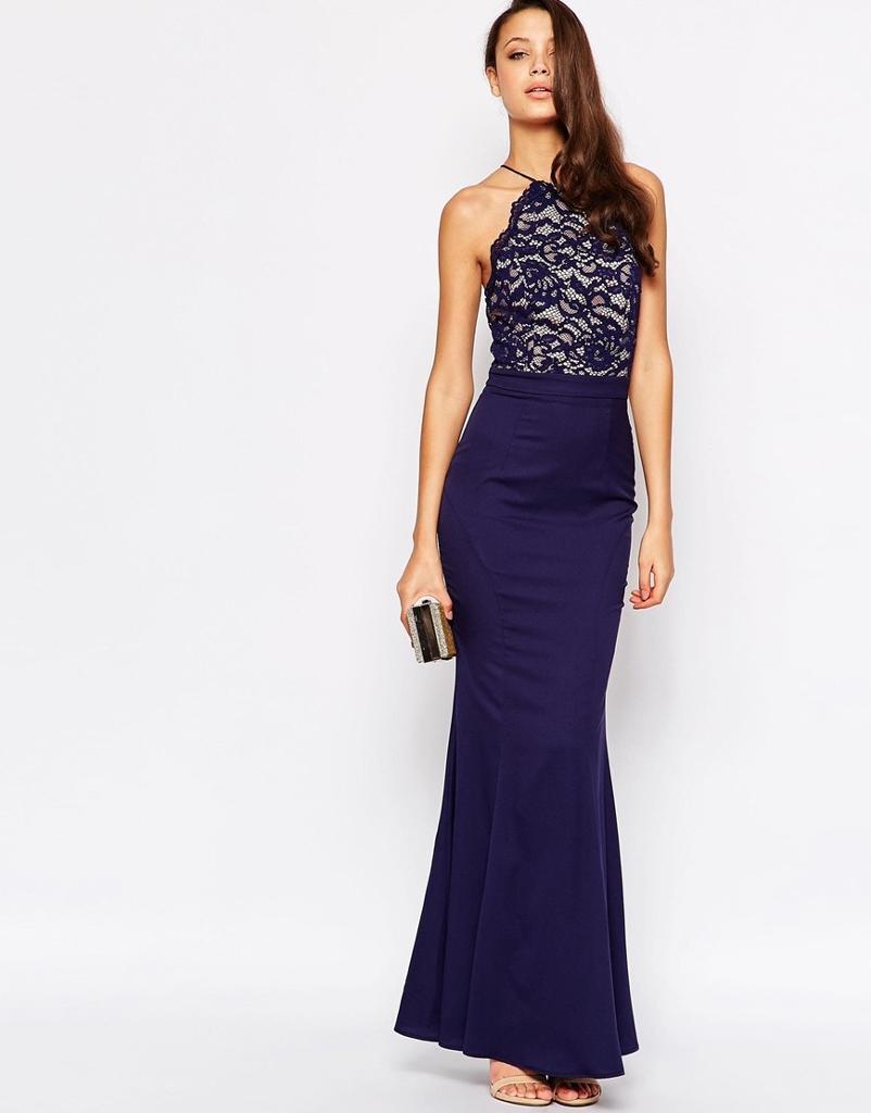 Stunning Ladies Lace Dress - Size 6