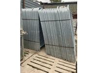 New Heras Fencing Panels > Site Security