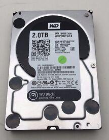 Western Digital Black WD2002FAEX 2TB