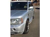 Land Rover, RANGE ROVER SPORT, Estate, 2006, Other, 2720 (cc), 5 doors