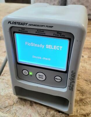 Stryker Flosteady Arthroscopy Pump Model 150 C181j