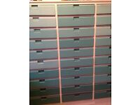 Very large 30 drawer chest