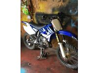 YZ 125 04! May swap