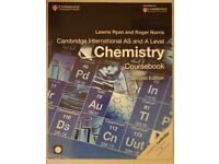 A level chemistry book