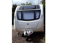 2013 SWIFT CHALLENGER SPORT 442 , 2 BERTH WITH PANORAMIC SUNROOF & APACHE PORCH AWNING