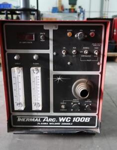 THERMAL DYNAMICS Arc WC-100B Plasma Welder