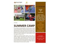 English ESOL Summer Camp for Kids
