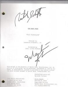 SIGNED WEST WING SCRIPT