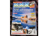 MMM The Motorhomers Magazine Bundle 16