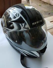 Spada Small Motorcycle Helmet