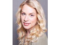 Singing Lessons (Kamilla Dunstan- BMus (Hons), MMus Perf, AdvArtDip in Opera (DBS Checked)