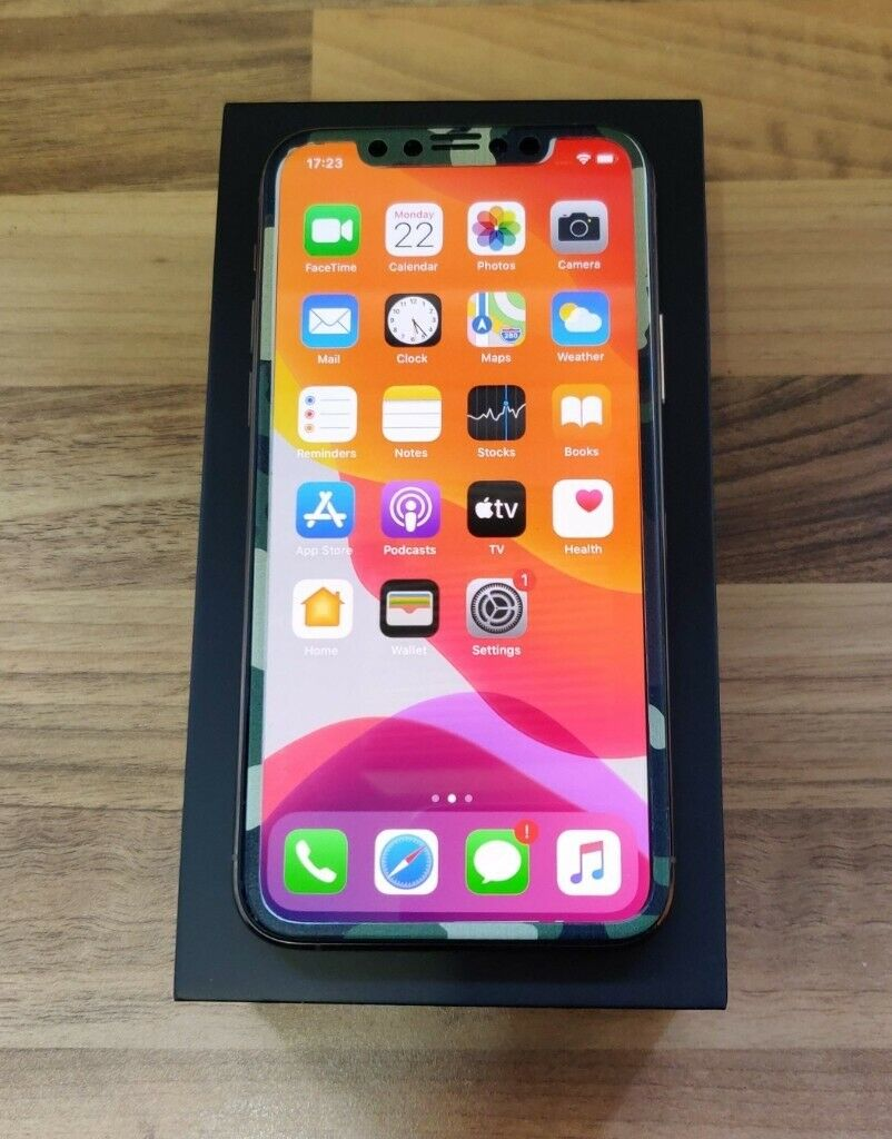 APPLE IPHONE 11 PRO 256GB - UNLOCKED TO ALL NETWORKS ...
