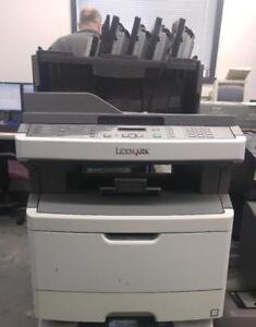 Lexmark X264DN All In One Network Mono Laser Printer