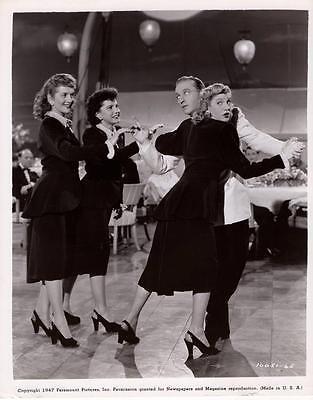 Bing Crosby Ap News Photo
