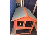 Trixie 2tier hutch £45