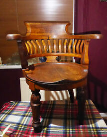 Oak Captains Chair **REDUCED**