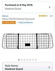 Sakura Rear dog guard