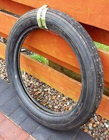 """Classic"" Avon Speedmaster MKII Front Motorbike Tyre 3.50H18"