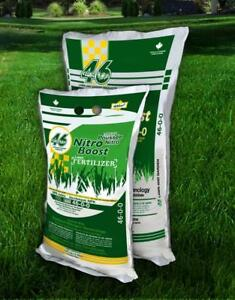 Locally Bagged Alberta Bulk Lawn Fertilizer for Sale