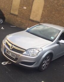VAUXHALL ASTRA SPECIAL CDTI 1.7 SILVER 81K BARGAIN
