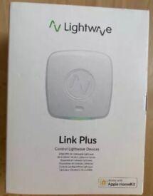 Brand New Lightwaverf Link Plus Smart Home Hub