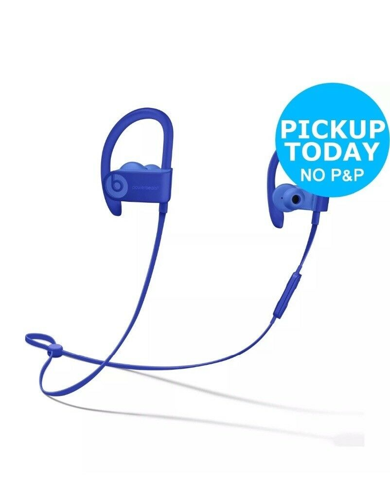 47afa612cbb Beats Powerbeats 3 break blue wireless in-ear headphones | in Milton ...