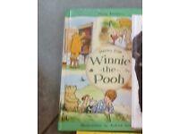 Winnie the Pooh hardback book £1.50