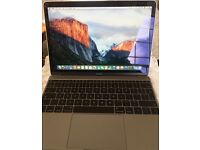Apple MacBook (2016) | 512GB | 8GB | M7 Processor | Space Grey