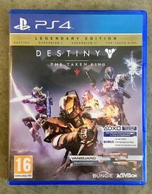 Destiny The Taken King - Legendary Edition - PS4 - Immaculate Condition