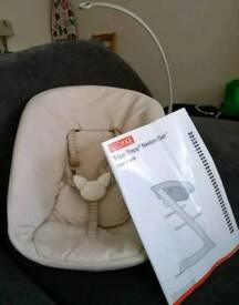 Stokke Tripp Trapp Newborn Seat w/ Toy Hanger