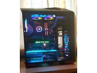AMD RYZEN 7 3700X SAMSUNG 1TB NVME 16GB RAM &CORSAIR WATER COOLER LAST ONE