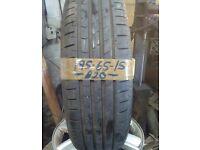 195-65-15 Vredestein 91v 7mm Part Worn Tyre