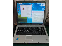 Toshiba Equium A60 Running Windows XP and Wireless