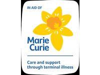 Collection Box Coordinator Volunteer - Marie Curie