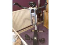 Roger Black Folding Exercise Bike For Sale
