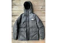 Penfield men's black down jacket XS