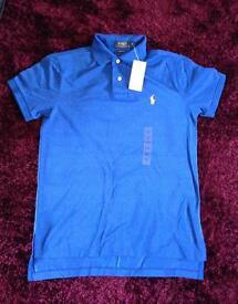 Ralph Lauren blue polo size Small men's clothing