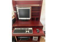 Very Good Condition Computer Desk
