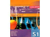 MEI Structured Mathematics Statistics 1