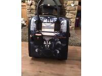 Ted baker luggage bag