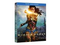Wonder women bluray