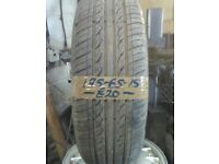 195-65-15 Hifly 91v 6mm Part Worn Tyre