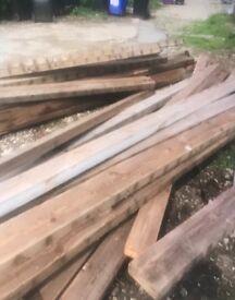 7X3 timber joist
