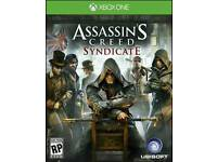 Assassins Creed Syndicate £15.00 ono Can deluver locally for fuel
