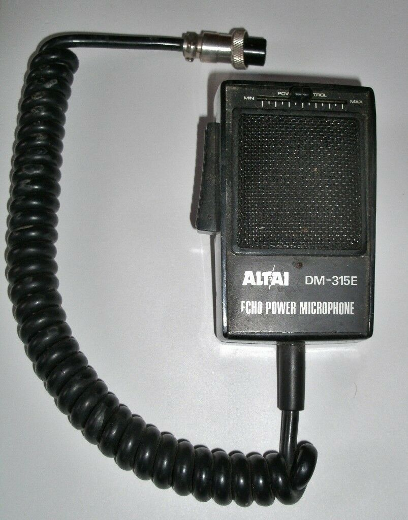 ALTAI DM-315E ECHO POWER MICROPHONE