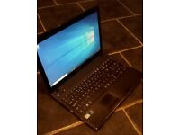 acer 5552 laptop * microsoft office * webcam * trade in wellcome*
