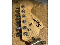 Fender Squire Strat Electric Guitar **SOLD PENDING COLLECTION**